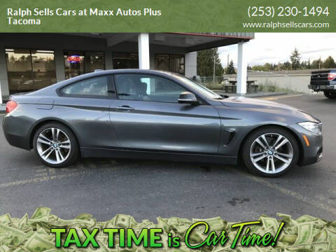 2014 BMW 4 Series for sale at Ralph Sells Cars at Maxx Autos Plus Tacoma in Tacoma WA