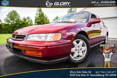 1995 Honda Accord for sale at Glory Auto Sales LTD in Reynoldsburg OH