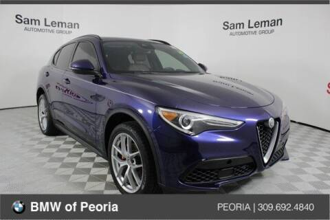 2018 Alfa Romeo Stelvio for sale at BMW of Peoria in Peoria IL
