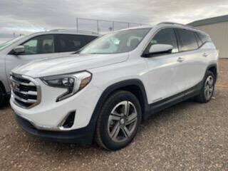 2020 GMC Terrain for sale at A & B Auto Sales in Ekalaka MT