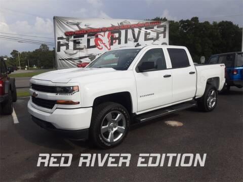 2018 Chevrolet Silverado 1500 for sale at RED RIVER DODGE - Red River of Malvern in Malvern AR