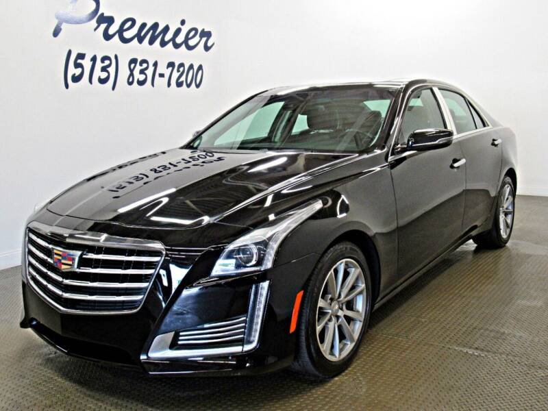2019 Cadillac CTS for sale at Premier Automotive Group in Milford OH