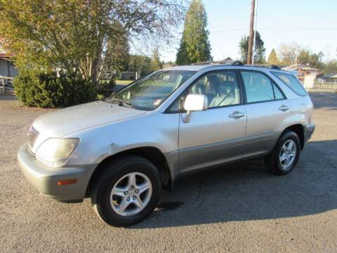 2000 Lexus RX 300 for sale at Triple C Auto Brokers in Washougal WA