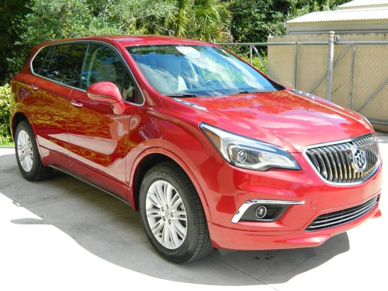 2017 Buick Envision for sale at Jeff's Auto Sales & Service in Port Charlotte FL