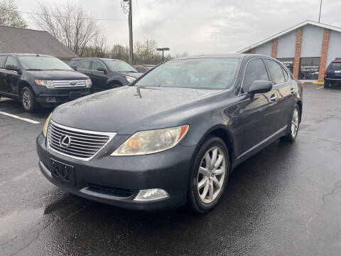 2009 Lexus LS 460 for sale at Royal Auto Inc. in Columbus OH