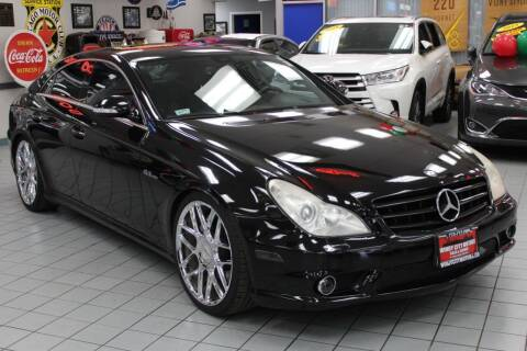 2007 Mercedes-Benz CLS for sale at Windy City Motors in Chicago IL