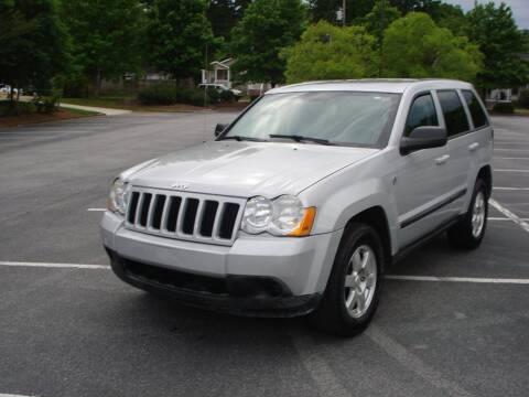 2008 Jeep Grand Cherokee for sale at Uniworld Auto Sales LLC. in Greensboro NC