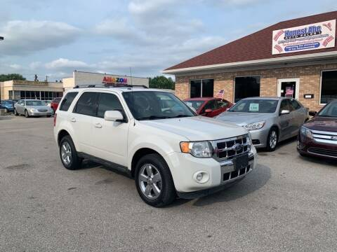 2012 Ford Escape for sale at Honest Abe Auto Sales 1 in Indianapolis IN