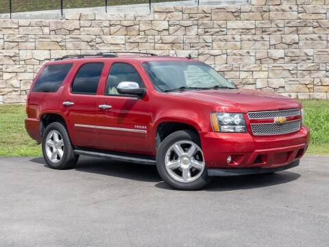 2013 Chevrolet Tahoe for sale at Car Hunters LLC in Mount Juliet TN