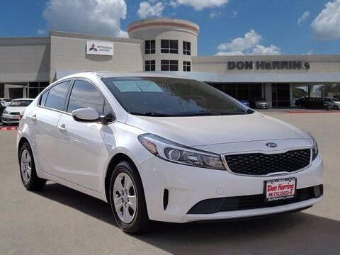 2018 Kia Forte for sale at Don Herring Mitsubishi in Plano TX