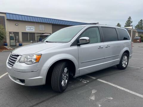 2010 Chrysler Town and Country for sale at Exelon Auto Sales in Auburn WA
