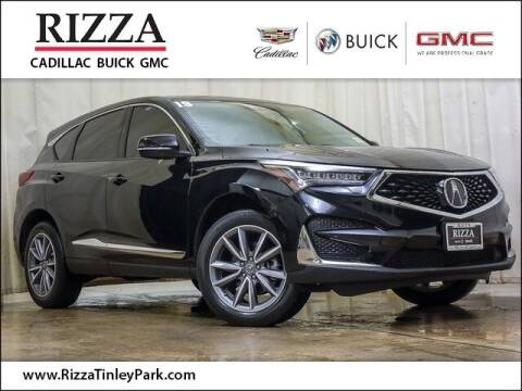 2019 Acura RDX for sale at Rizza Buick GMC Cadillac in Tinley Park IL