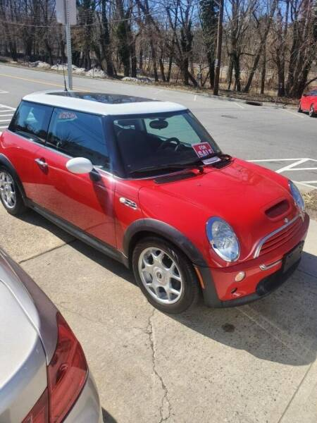 2004 MINI Cooper for sale at bronxville motors in Bronxville NY