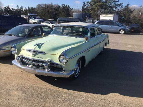 1955 Desoto Fireflite for sale in Cadillac, MI