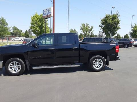 2014 Chevrolet Silverado 1500 for sale at New Deal Used Cars in Spokane Valley WA