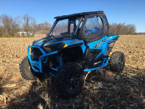 2020 Polaris RZR XP for sale at Savannah Motors in Cahokia IL
