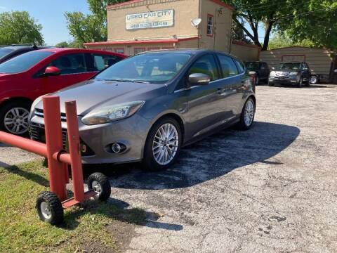 2014 Ford Focus for sale at Used Car City in Tulsa OK
