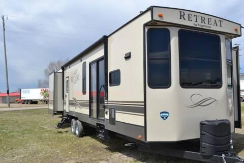 2019 Keystone RETREAT 391 FKSS