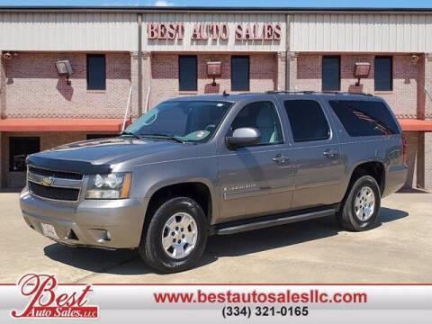2007 Chevrolet Suburban for sale at Best Auto Sales LLC in Auburn AL
