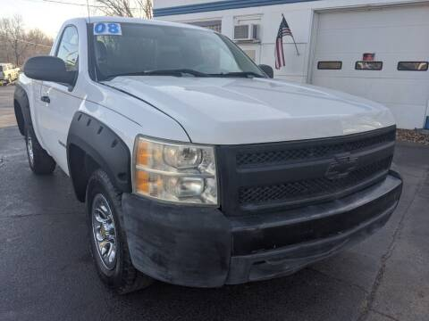 2008 Chevrolet Silverado 1500 for sale at GREAT DEALS ON WHEELS in Michigan City IN