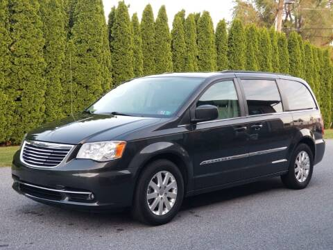 2012 Chrysler Town and Country for sale at Kingdom Autohaus LLC in Landisville PA