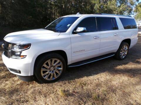 2017 Chevrolet Suburban for sale at TIMBERLAND FORD in Perry FL