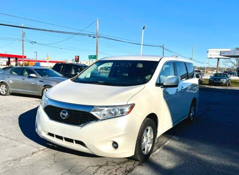 2011 Nissan Quest for sale at AZ AUTO in Carlisle PA