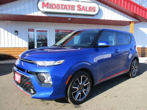 2020 Kia Soul for sale at Midstate Sales in Foley MN