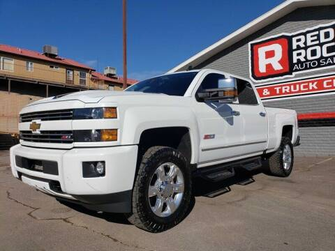 2019 Chevrolet Silverado 2500HD for sale at Red Rock Auto Sales in Saint George UT
