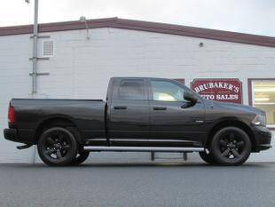 2019 RAM Ram Pickup 1500 Classic for sale at Brubakers Auto Sales in Myerstown PA