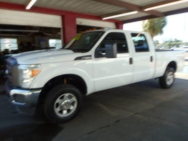 2015 Ford F-250 Super Duty for sale at Florida Suncoast Auto Brokers in Palm Harbor FL
