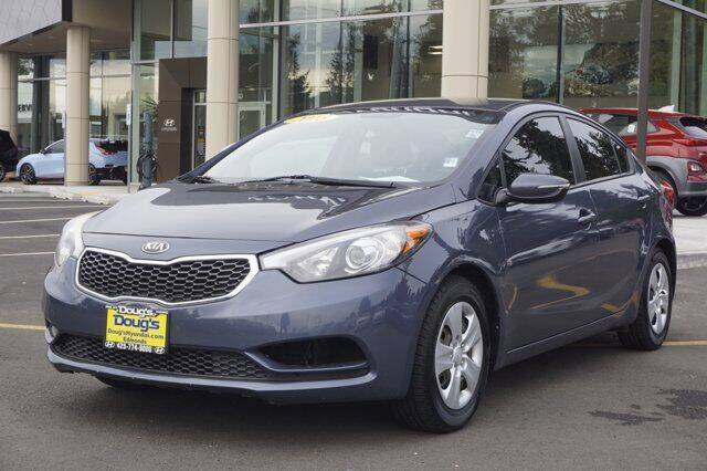 2015 Kia Forte for sale at Jeremy Sells Hyundai in Edmunds WA