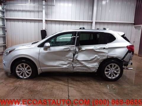 2017 Buick Envision for sale at East Coast Auto Source Inc. in Bedford VA