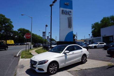 2015 Mercedes-Benz C-Class for sale at NYC Motorcars in Freeport NY