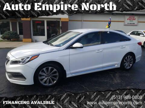 2015 Hyundai Sonata for sale at Auto Empire North in Cincinnati OH