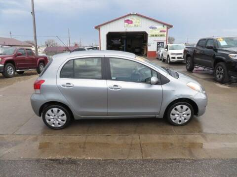 2010 Toyota Yaris for sale at Jefferson St Motors in Waterloo IA