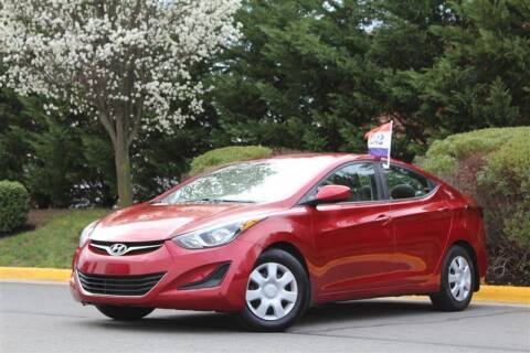 2016 Hyundai Elantra for sale at Quality Auto in Sterling VA