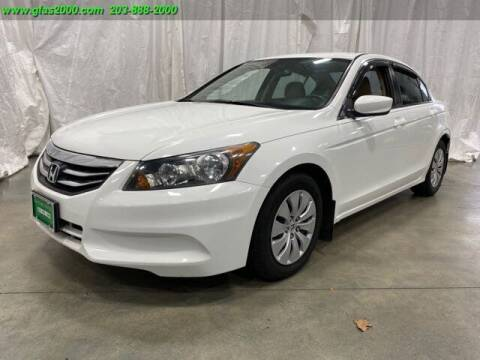 2011 Honda Accord for sale at Green Light Auto Sales LLC in Bethany CT