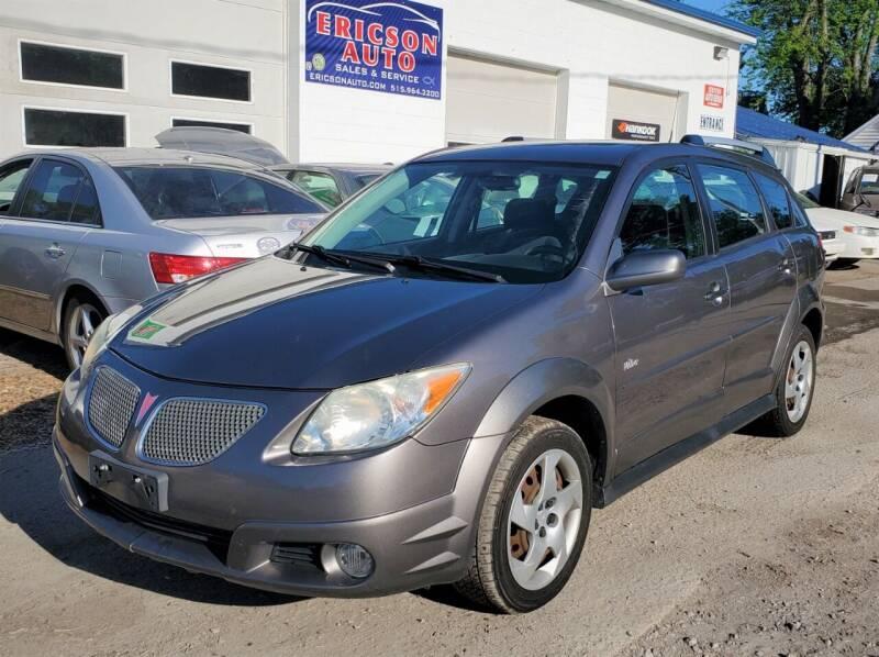 2006 Pontiac Vibe for sale at Ericson Auto in Ankeny IA