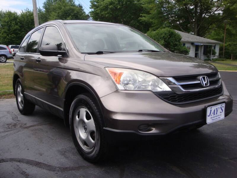 2010 Honda CR-V for sale at Jay's Auto Sales Inc in Wadsworth OH