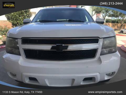 2008 Chevrolet Suburban for sale at EMPIREIMPORTSTX.COM in Katy TX