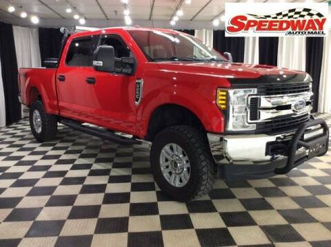 2017 Ford F-250 Super Duty for sale at SPEEDWAY AUTO MALL INC in Machesney Park IL