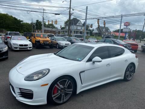 2014 Porsche Panamera for sale at Masic Motors, Inc. in Harrisburg PA