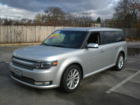 2018 Ford Flex for sale at 611 CAR CONNECTION in Hatboro PA