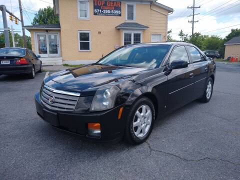 2006 Cadillac CTS for sale at Top Gear Motors in Winchester VA