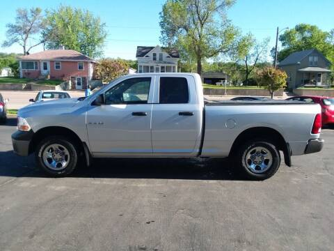 2009 Dodge Ram Pickup 1500 for sale at QS Auto Sales in Sioux Falls SD