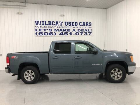 2007 GMC Sierra 1500 for sale at Wildcat Used Cars in Somerset KY