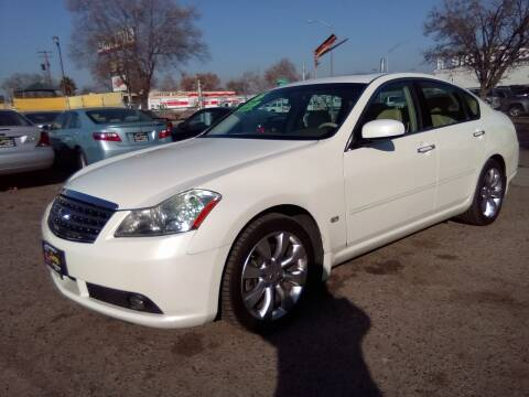 2006 Infiniti M35 for sale at Larry's Auto Sales Inc. in Fresno CA