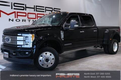 2019 Ford F-450 Super Duty for sale at Fishers Imports in Fishers IN