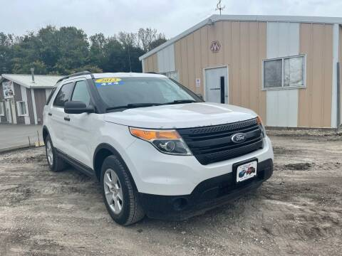 2013 Ford Explorer for sale at Victor's Auto Sales Inc. in Indianola IA